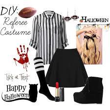 Halloween Referee Costume Diy Halloween Referee Costume Polyvore