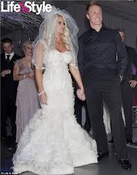 s wedding dress zolciak wears three wedding at 1 million nuptials