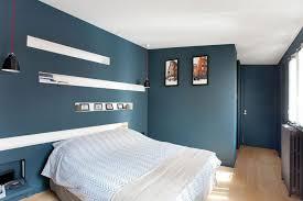 chambre bleue horizon chambre peinture de chambre tendance couleur peinture pour chambre