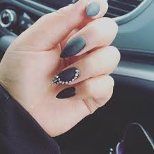 nail designs pointed beautify themselves with sweet nails
