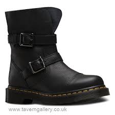 womens ankle boots black uk boots dr martens kristy slouch rigger boot s ankle boots