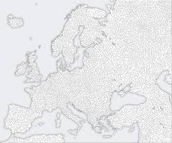 Europe Map With Rivers by Blank Map Directory All Of Europe 2 Alternatehistory Com Wiki