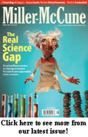 the real science gap pacific standard