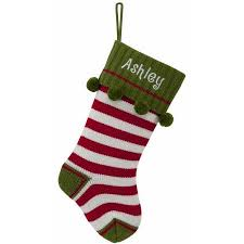 knit christmas personalized striped knit christmas available in
