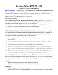 Nurse Educator Resume Examples by Nutrition Resume Examples Nutritionist Resume Samples Visualcv
