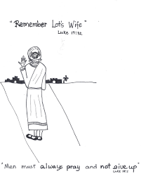 parable aunties bible lessons