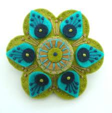 felt applique by ladybumblebee craft ideas felt