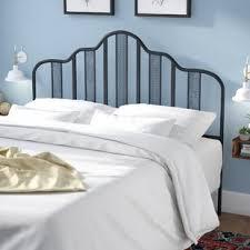 navy blue headboard queen wayfair