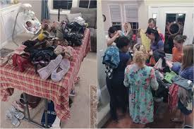 a clothing swap party a fun and eco friendly way to clean out and