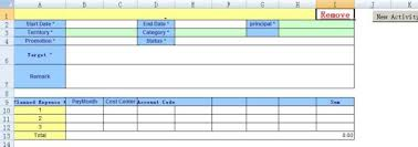 Excel Database Templates Free A Complete Excel Programming Sle Codeproject