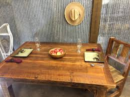 Barnwood Dining Room Tables Barnwood Dining Room Table Instadiningroom Us