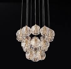 Modern Sphere Chandelier All Ceiling Lighting Rh Modern