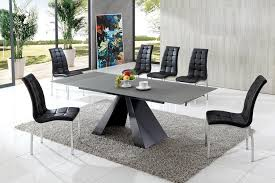 Modern Glass Dining Table Sets DRK Architects - Round glass kitchen table sets