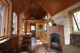 tiny house town simblissity u0027s 204 sq ft stone cottage