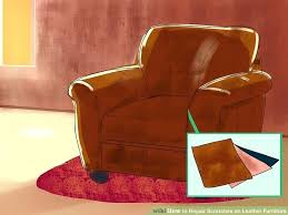Repair Scratches On Leather Sofa How To Repair Cat Scratches On Leather Furniture Acesso Club