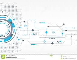 technisches design technisches design mordern mit hexagonen vektor abbildung bild