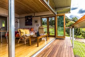 eco friendly accommodation hobart hideaway pods