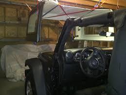 jeep wrangler 2 door hardtop lifted cheap and easy hard top hoist jkowners com jeep wrangler jk forum
