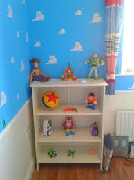 Toy Story Andys Bedroom Toy Story Themed Nursery She Designed Her Little Boys Room To