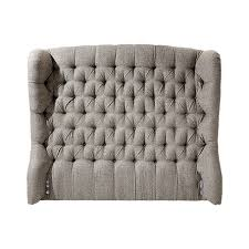mariah tufted headboard arhaus furniture