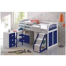 Mid Sleeper Bunk Bed Cabin Sleeper Bunks