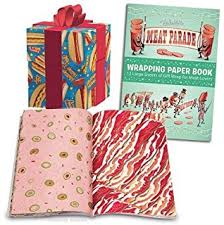 awesome wrapping paper awesome birthday wrapping paper book