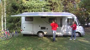 Fiamma Roll Out Awning Fiamma F45 L Awning Youtube