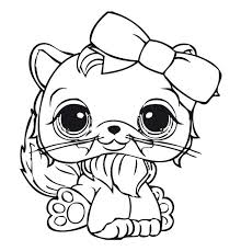littlest pet shop coloring pages of dogs littlest pet shop coloring pages dog funny coloring