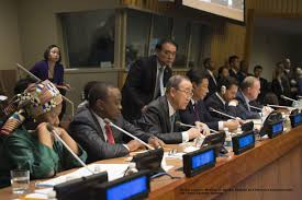 press release world leaders agree we must close the gender gap