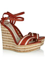 40 best reinvented the cork shoe images on pinterest shoes