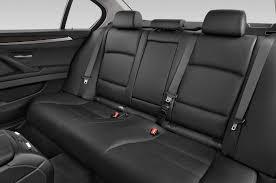 Bmw 528i Interior 2015 Bmw 5 Series Rear Seats Interior Photo Automotive Com