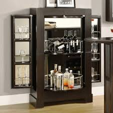Wine Cabinet Furniture Refrigerator Corner Wine Cabinet Metal Corner Wine Rack Foter Corner Wine