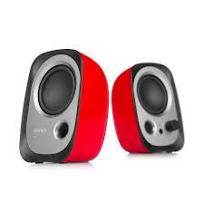 Bookshelf Powered Speakers R12u Usb Compact 2 0 Bookshelf Speaker System Edifier Usa