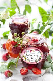 editable printable jar labels new jam jar label the great british summer design printable