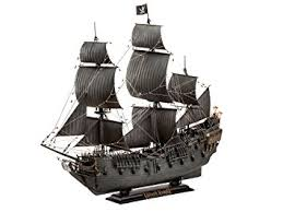 revell 05699 maquette black pearl des caraïbes la