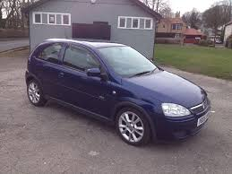 vauxhall corsa c 1 2 16v design twinport 2005 in great harwood