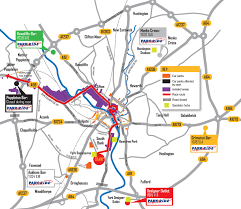 Tour De France Route Map by Drivers Warned Over Tour De France Road Closures From York Press