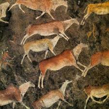 paleolithic art produced from about 32 000 to 11 000 years ago