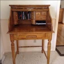 Roll Top Antique Desk Small Roll Top Desk Foter