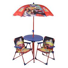 Child Patio Chair by 4 Piece Children U0027s Patio Set Amazon Co Uk Kitchen U0026 Home Patio