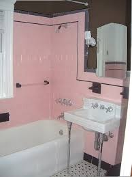 pink and brown bathroom ideas pink and chocolate vintage bathroom bathrooms