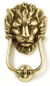 lion door knocker brass lion door knocker jefferson brass company gifts brass decor