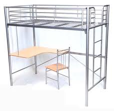 Diplomabunkpsdjpg - Metal bunk bed with desk