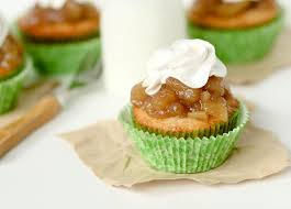 thanksgiving dinner cupcakes apple pie cupcakes recipe confessions of a cookbook queen