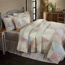 king quilt set teton timberline trading farmhouse style