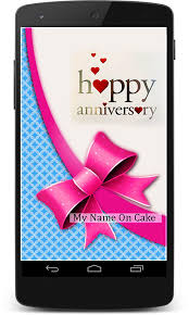 greeting card app anniversary greeting card free android app android freeware
