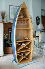 Wooden Boat Shelf Plans by