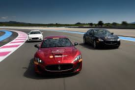 maserati car 2016 maserati presents its new and improved driving courses for 2016