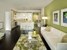 Decoraciñon De Paredes De Salón De Color Verde Varios - Latest living room colors