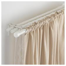 Triple Window Curtains Curtain Rods Ikea